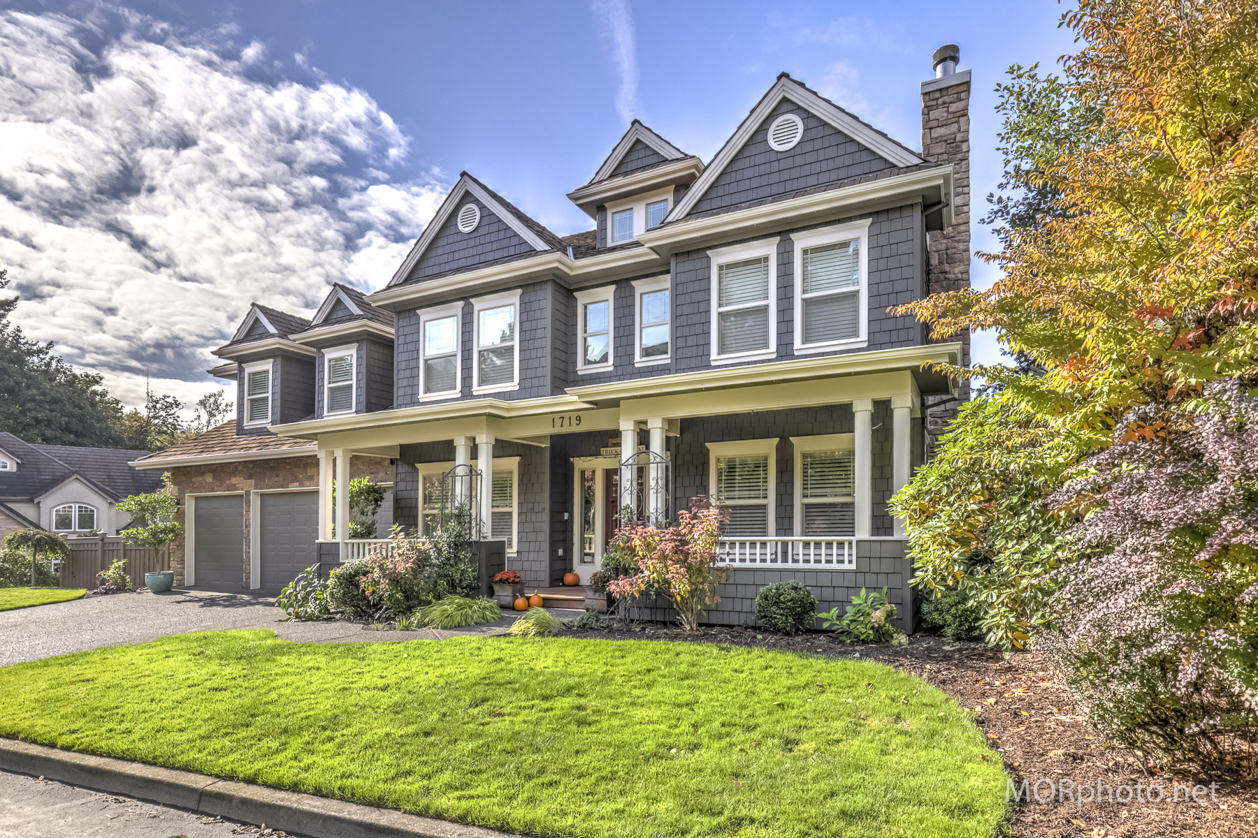 Exterior Residential Painting Projects