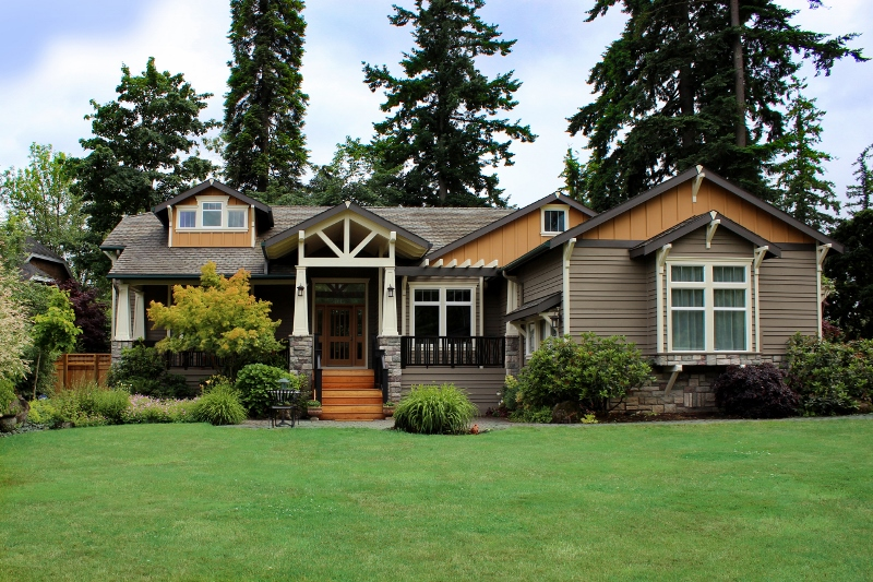 Exterior Residential Painting Projects – Color Ideas