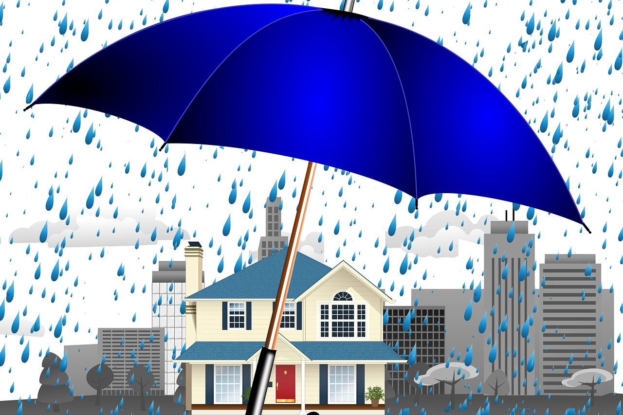 House Painting in Wet Weather – When is it Safe?